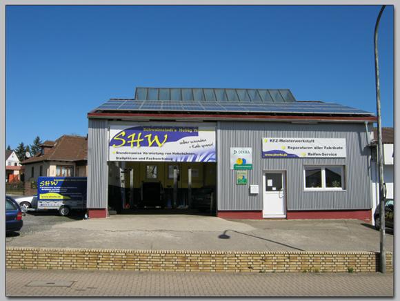 SHW Werkstatt Schwalmstadt